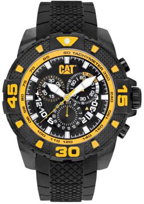 Ρολόι Caterpillar Αντρικό PT16321127 PT16321127 Ατσάλι