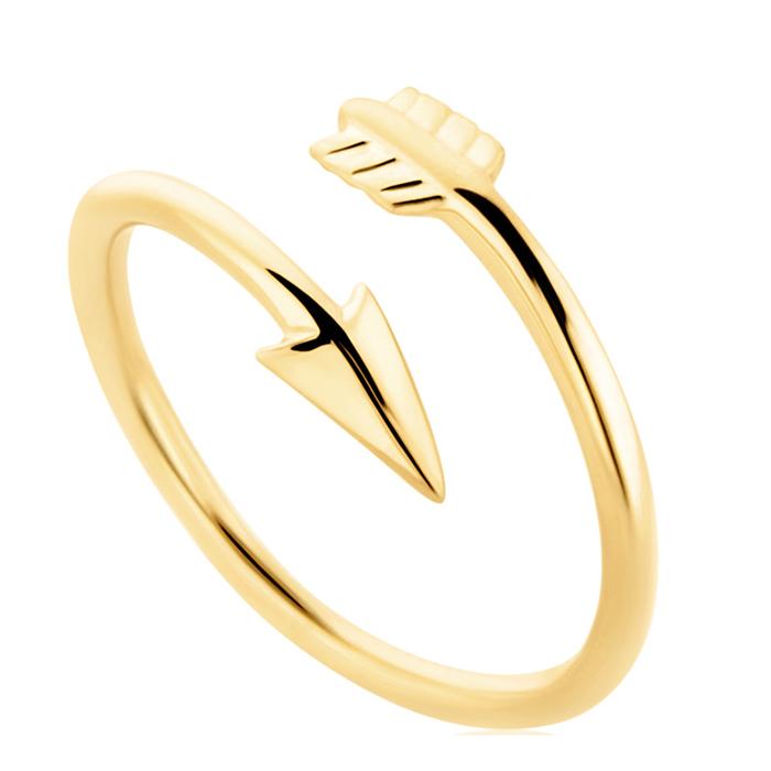 Arrow δαχτυλίδι γυναικείο R16 R16 Ασήμι