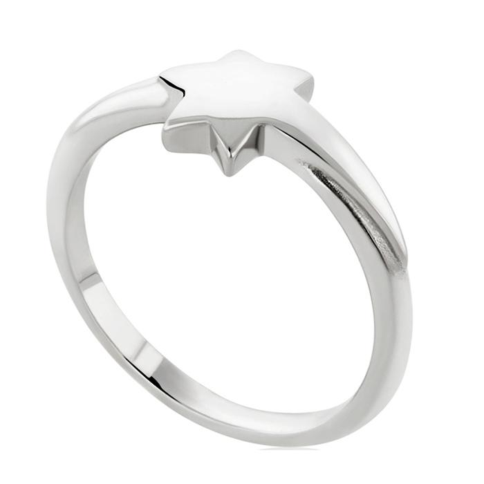 Star γυναικείο δαχτυλίδι R17 R17 Ασήμι fashion jewels honor δαχτυλίδια