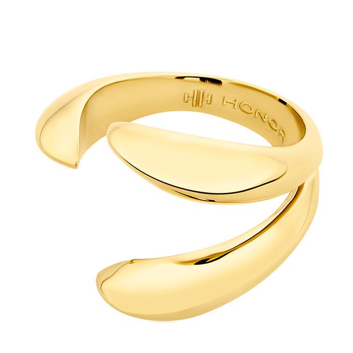 Δαχτυλίδι Honor 925 Tiger Claws R37 R37 Ασήμι fashion jewels honor δαχτυλίδια