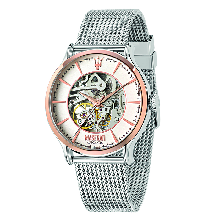Ρολόι MASERATI Epoca Bracelet R8823118001 R8823118001 Ατσάλι