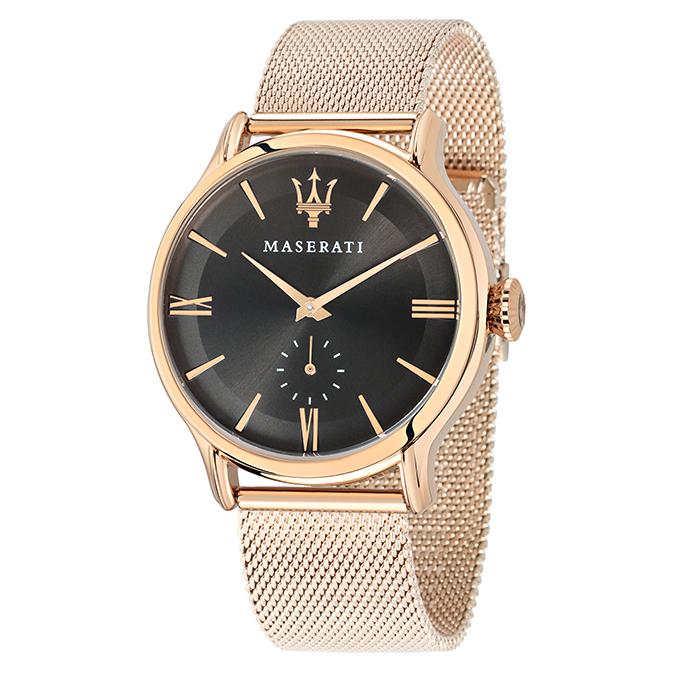 Ρολόι MASERATI Epoca Rose gold Bracelet R8853118004 R8853118004 Ατσάλι