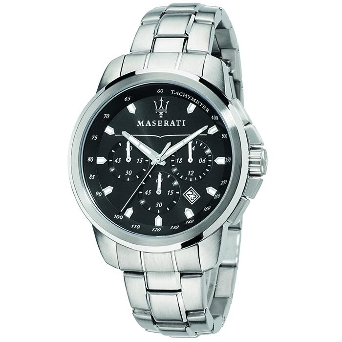 Ρολόι MASERATI Successo Srainless Steel Bracelet R8873621001 R8873621001 Ατσάλι