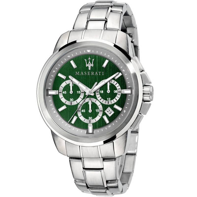 Ανδρικό ρολόι Maserati Successo R8873621017 R8873621017 Ατσάλι