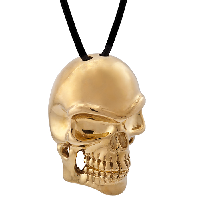 Honor Past life collection Skull S21 S21 Ορείχαλκος fashion jewels honor κολιέ
