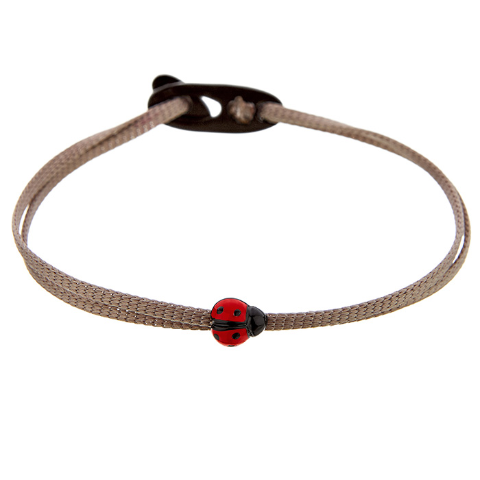Bracelet Love Bug SB100B SB100B Ασήμι