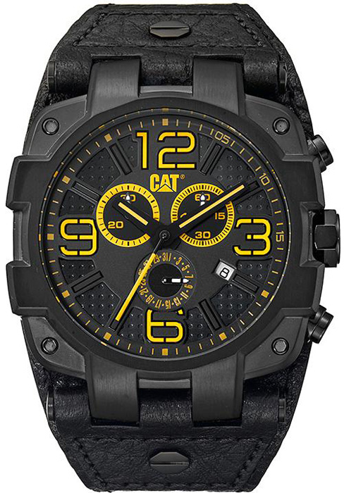 Caterpillar ρολόι χειρός ανδρικό SD16334137 SD16334137 Ατσάλι