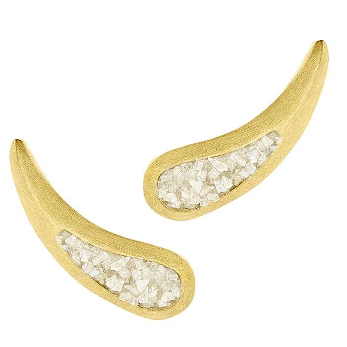 Earrigs Teardrop SDE6YW SDE6YW Ασήμι fashion jewels honor honor omano diamond cult