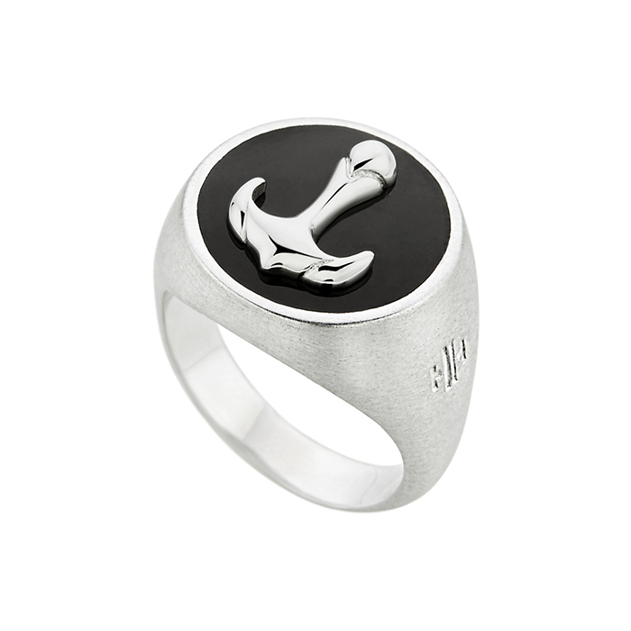 Ring Anchor SIlver SR039SBS SR039SBS Ασήμι
