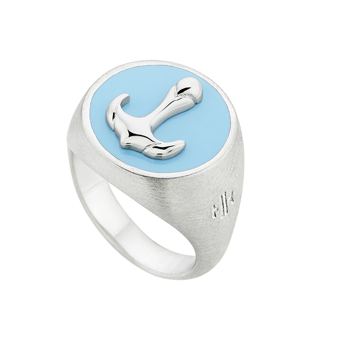 Ring Anchor SIlver SR039STS SR039STS Ασήμι