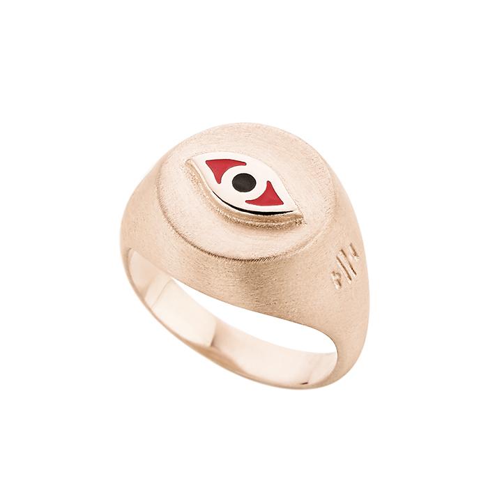 Ring Eye SR042PR SR042PR Ασήμι fashion jewels honor δαχτυλίδια