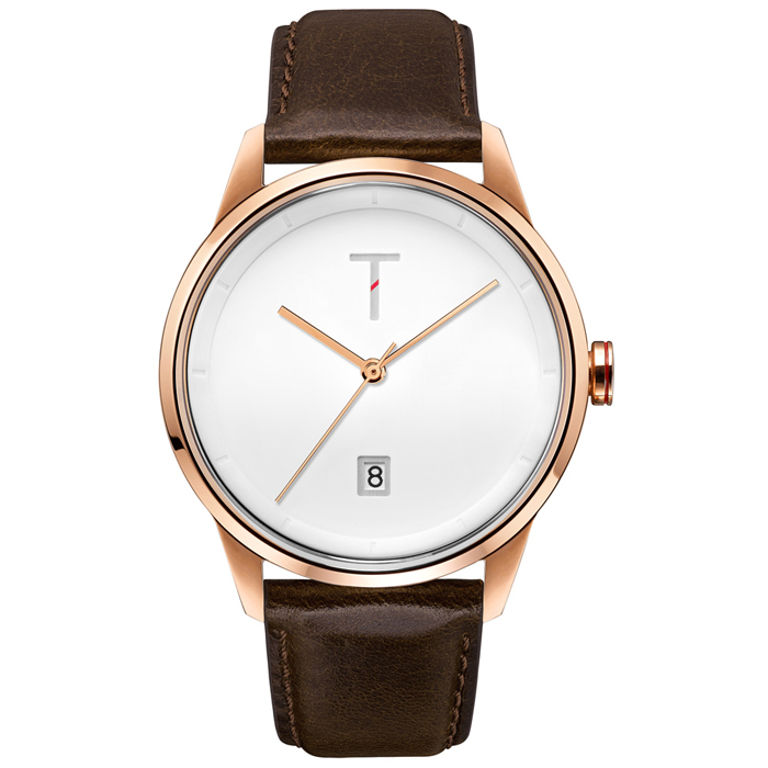 Ανδρικό ρολόι Tylor Cali Vibe Rose Gold TLAB004 TLAB004 Ατσάλι