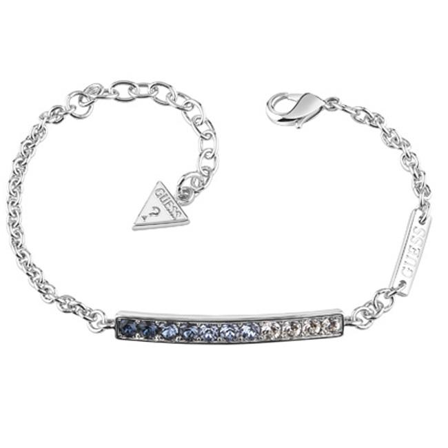 Guess βραχιόλι γυναικείο με μπάρα UBB83029-L UBB83029-L Ορείχαλκος fashion jewels guess bραχιόλια