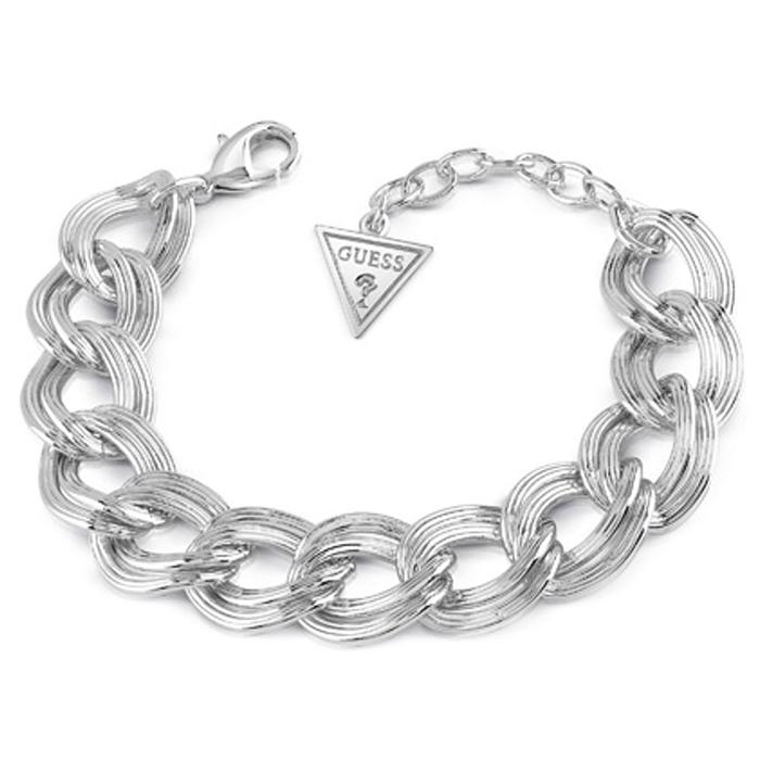 Γυναικείο βραχιόλι Guess UBB84000-L UBB84000-L Ορείχαλκος fashion jewels guess bραχιόλια