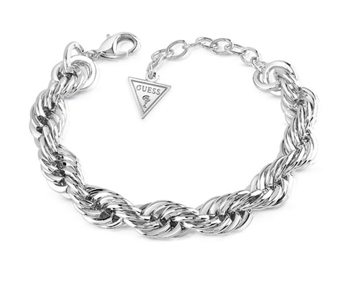 Γυναικείο βραχιόλι - αλυσίδα Guess UBB84003 UBB84003 Ορείχαλκος fashion jewels guess bραχιόλια