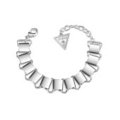 Βραχιόλι αλυσίδα Guess UBB84005-L UBB84005-L Ορείχαλκος fashion jewels guess bραχιόλια