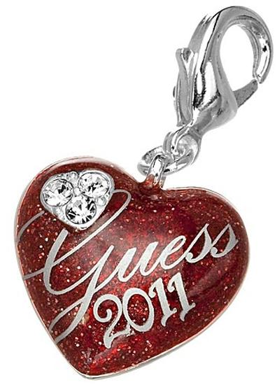 Ανοξείδωτο Charm Guess UBC11107 Ατσάλι fashion jewels guess charms