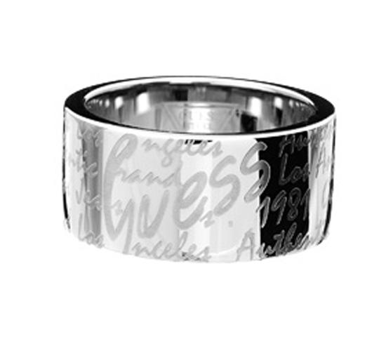 ΑΤΣΑΛΙΝΟ ΔΑΧΤΥΛΙΔΙ GUESS USR81002 USR81002 Ατσάλι fashion jewels guess δαχτυλίδια