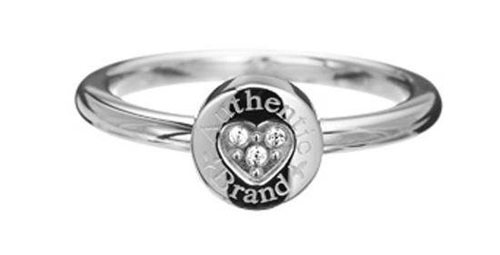 ΔΑΧΤΥΛΙΔΙ GUESS USR81004 Ατσάλι fashion jewels guess δαχτυλίδια