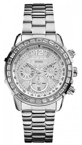 Guess ρολόι W0016L1 Ατσάλι