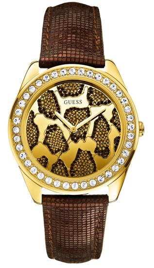 Guess ρολόι W0056L2 Ατσάλι