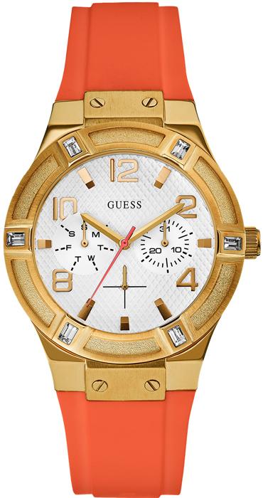 Γυναικείο ρολόι χειρός Guess W0564L2 W0564L2 Ατσάλι