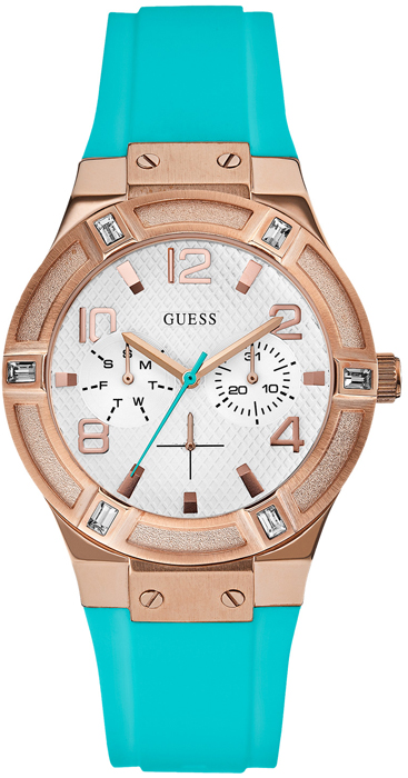 Guess γυναικείο ρολόι χειρός W0564L3 W0564L3 Ατσάλι