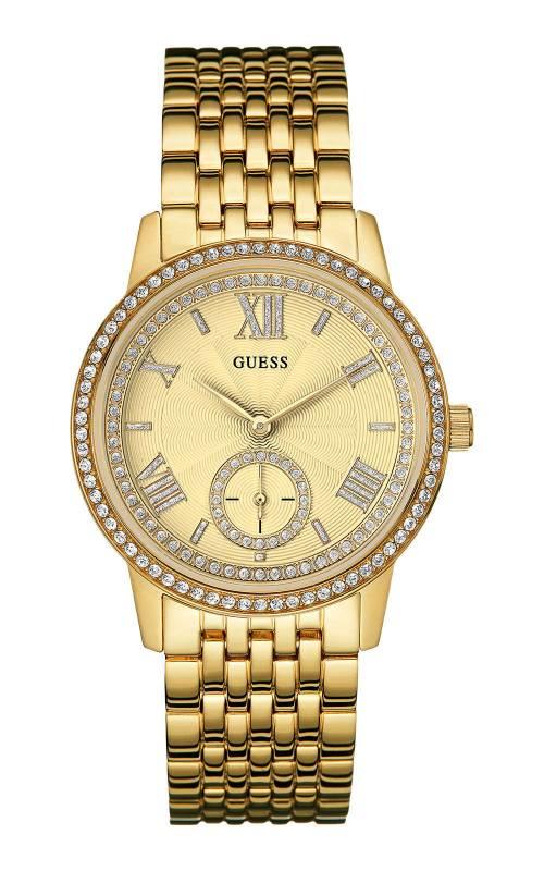 Guess ρολόι γυναικείο επίχρυσο W0573L2 W0573L2 Ατσάλι