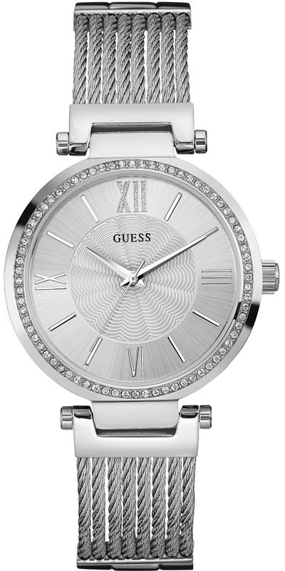 Guess γυναικείο ρολόι χειρός ατσάλινο W0638L1 W0638L1 Ατσάλι