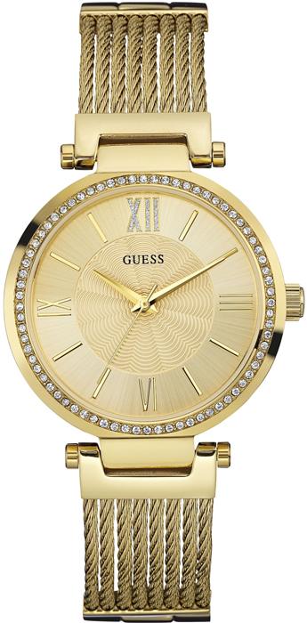 Ρολόι γυναικείο Guess επίχρυσο W0638L2 W0638L2 Ατσάλι ρολόγια guess