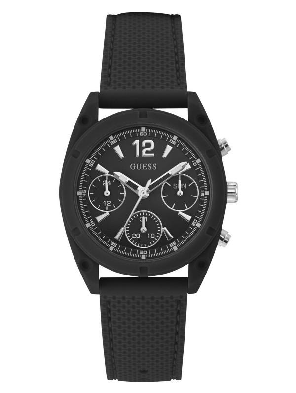 Γυναικείο ρολόι Black Guess Quartz W1296L2 W1296L2 Ατσάλι