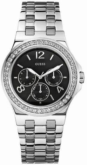 Ρολόι κόσμημα Guess W16561L1 W16561L1 Ατσάλι