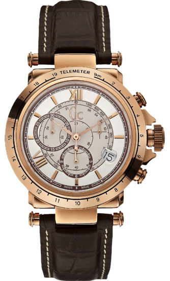 GUESS COLLECTION ΡΟΛΟΙ X44001G1 Ατσάλι