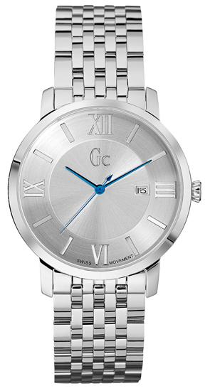 Ρολόι αντρικό GC X60015G1S X60015G1S Ατσάλι