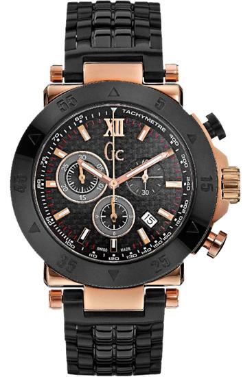 GC ανδρικό ρολόι χειρός X90006G2S X90006G2S Ατσάλι