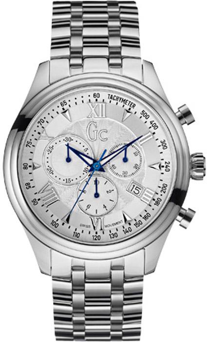 Ανδρικό ρολόι Gc Y04005G1 Y04005G1 Ατσάλι