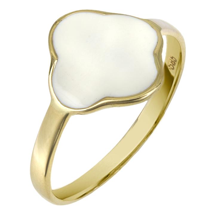 Δαχτυλίδι Χρυσό 011200 Χρυσός 14 Καράτια