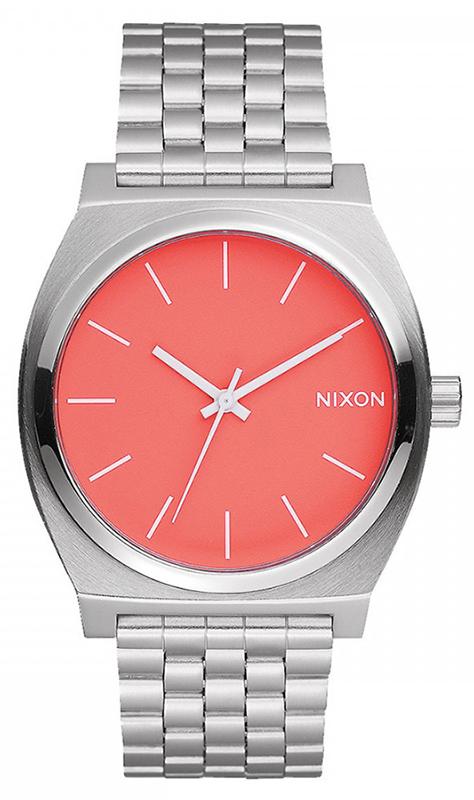 Ρολόι Nixon Time teller Stainless Steel Bracelet A045-2054-00 A045-2054-00 Ατσάλι