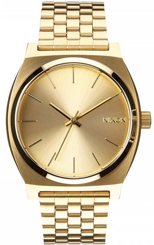 Ρολόι χειρός Nixon Timeteller Bracelet A045-511-00 A045-511-00 Ατσάλι