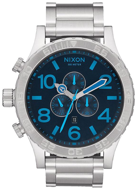 Ρολόι Nixon 51-30 Tide Stainless Steel Bracelet A083-2219-00 A083-2219-00 Ατσάλι