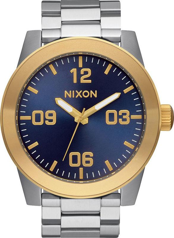 Ρολόι χειρός Nixon Stainless Steel A346-1922-00 A346-1922-00 Ατσάλι
