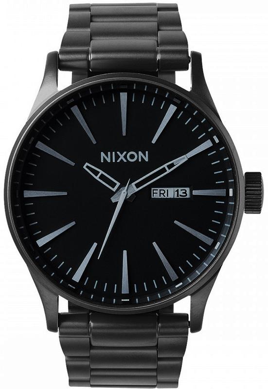 Ρολόι αντρικό Nixon Sentry Stainless Stell Bracelet A356-1427-00 A356-1427-00 Ατσάλι