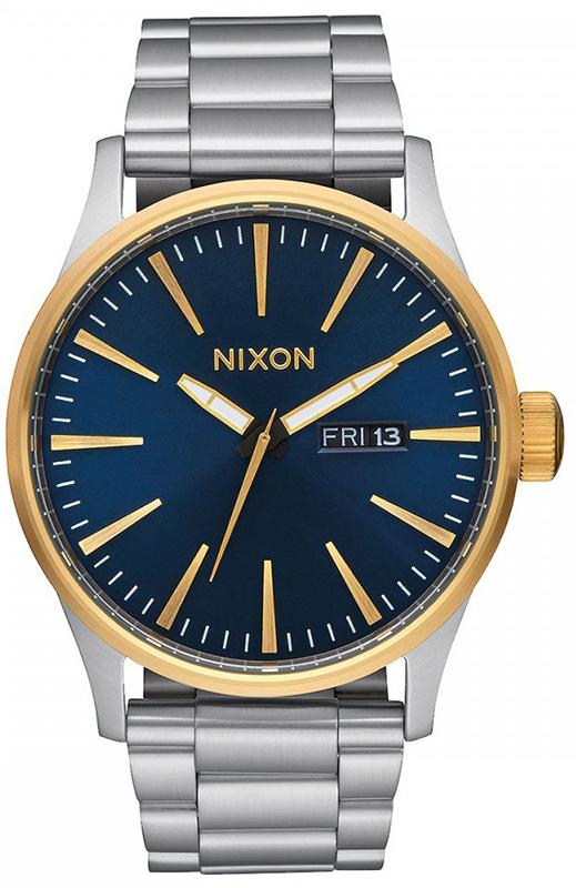 Ρολόι Nixon Sentry Stainless Stell Bracelet A356-1922-00 A356-1922-00 Ατσάλι