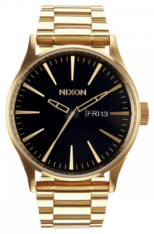 Αντρικό ρολόι Nixon Sentry Bracelet SS A356-510-00 A356-510-00 Ατσάλι