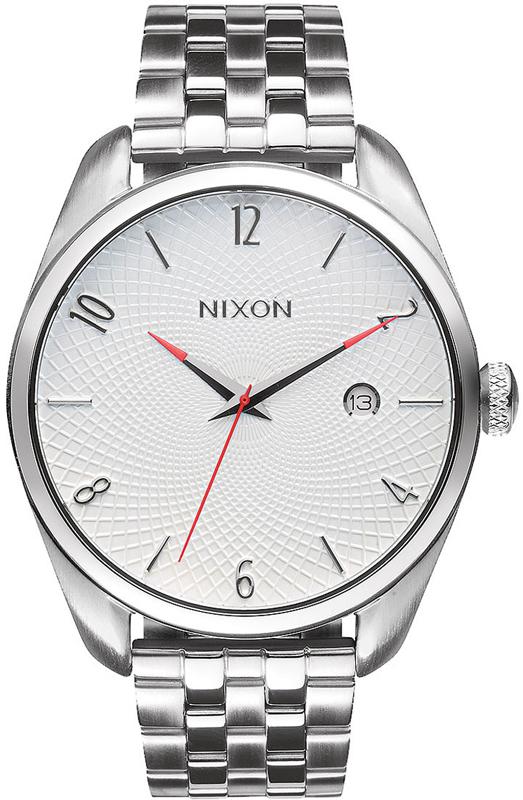 Ρολόι Nixon Bullet Stainless Steel Bracelet A418-100-00 A418-100-00 Ατσάλι