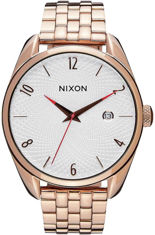 Ρολόι Nixon Bullet Stainless Steel Rose gold Bracelet A418-2183-00 A418-2183-00 Ατσάλι