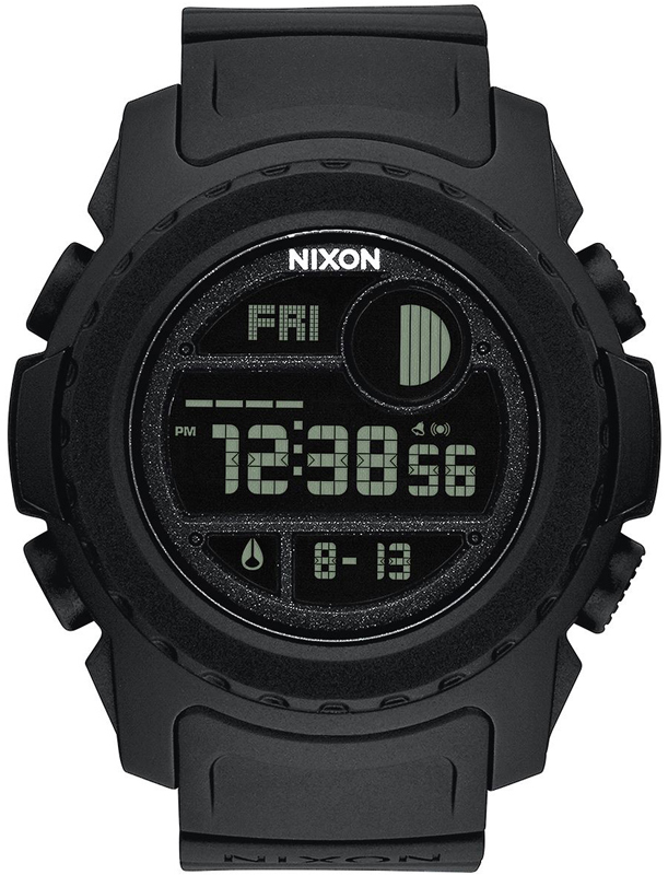 Ρολόι Nixon Unit Digital Black A921-001-00 A921-001-00