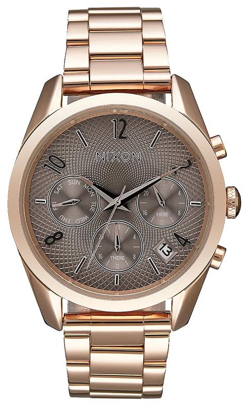 Ρολόι χειρός Nixon Bullet Rose gold Bracelet A949-2214-00 A949-2214-00 Ατσάλι