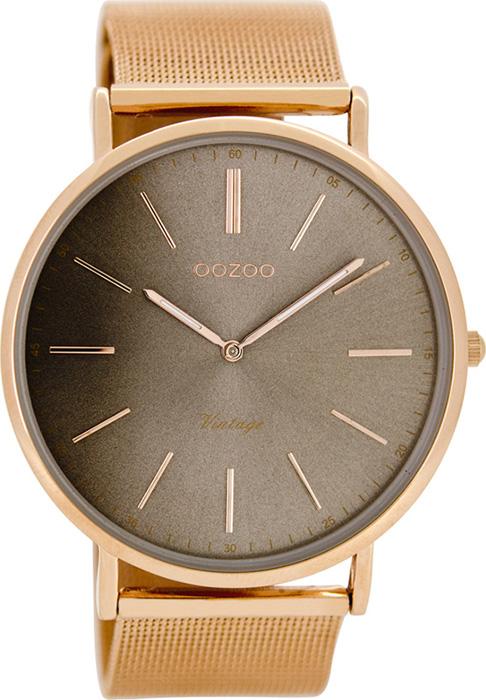 Γυναικείο ρολόι OOZOO XL Vintage Rose Gold C8178 C8178