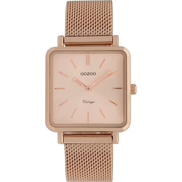 Ρολόι OOZOO Rose Gold Metallic Bracelet C9847 C9847